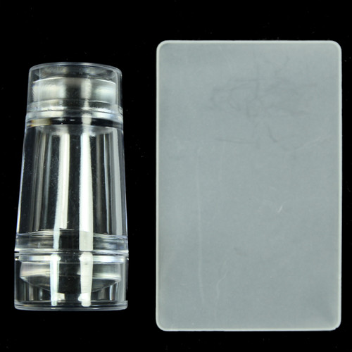 Double Sided Clear Stamper