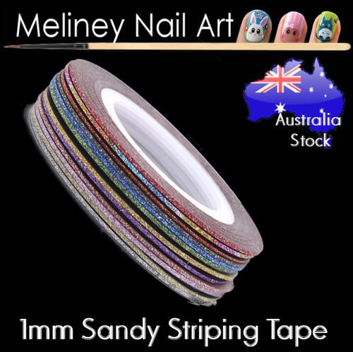 1mm Sandy Striping Tape (10pc)