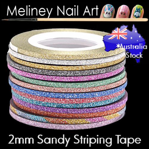 2mm sandy striping tape