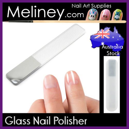 Glass Nail polisher file