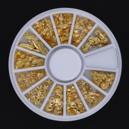 Sea Shell Stud Wheel