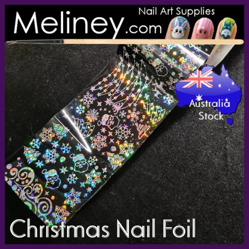 Christmas Nail Foil