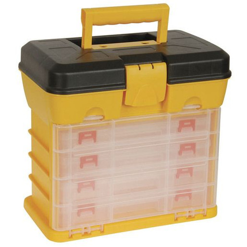 4 Tray Tool/Storage Case