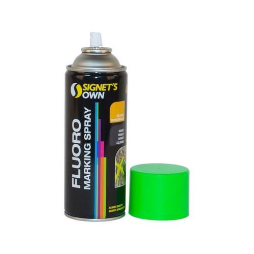 Fluro Green Marking Paint 350G Aerosol Can