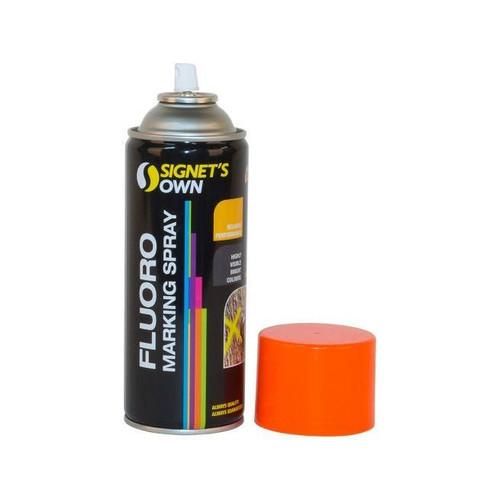 Fluro Orange Marking Paint 350G Aerosol Can