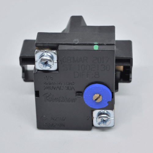 Robertshaw Hot Water Thermostat Surface Mount 50-80 Degrees Celcius