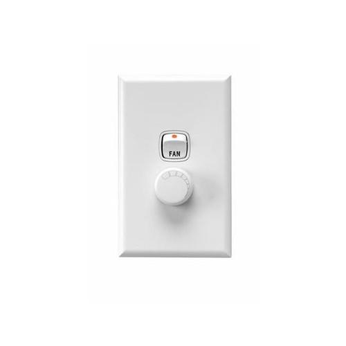 Controler Fan Speed Excel Series 300Va 240V White