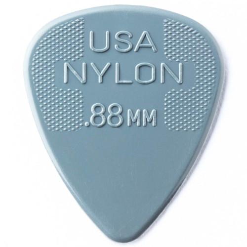 .88 Nylon Grey Pick Dunlop