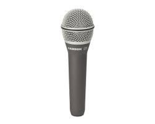 Q8 Samson Microphone