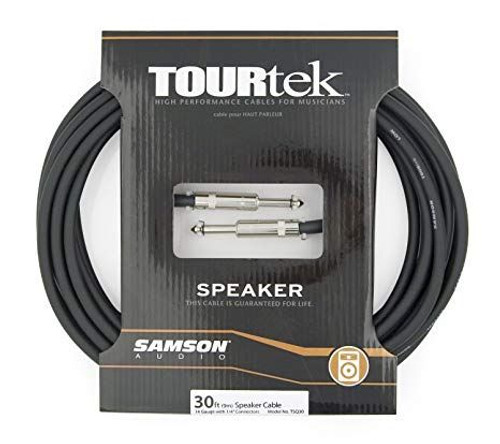 Tourtek 30' Speaker Cable