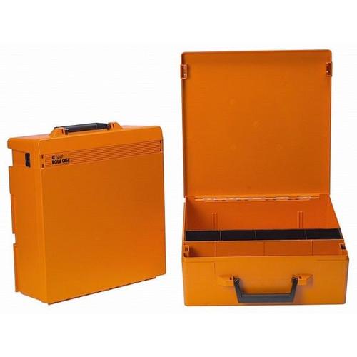 Rolacase With Liftout Tray Orange 370 X 370 X 130Mm