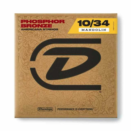 Dunlop Mandolin Strings 10-34 Light