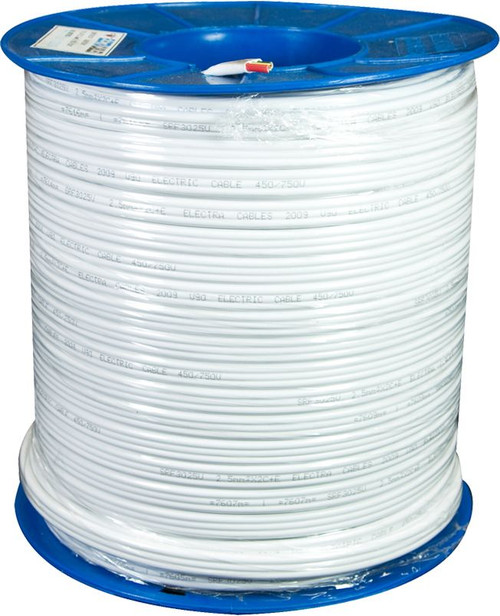 2.5Mm Twin And Earth Cable (Per Metre)