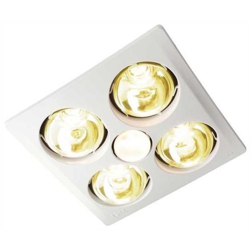 Tastic Easy Duct Sensation 3 In 1 - Bathroom Heater, Exhaust Fan & Light