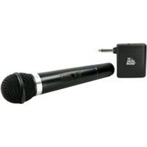 Single Channel Microphone - Wireless UHF