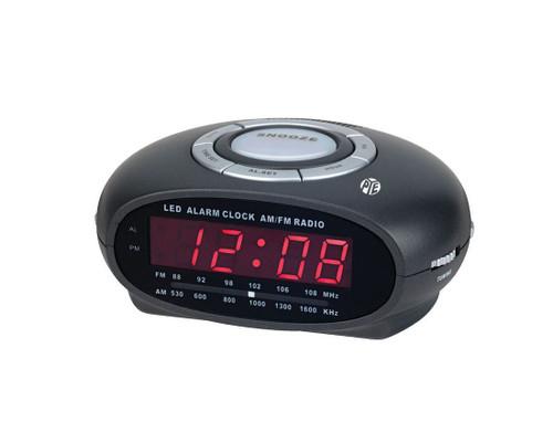 Maxim AM/FM Clock Radio With Night Light (112244)