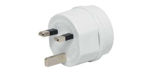 Australia / Nz To Uk Travel Power Adapter