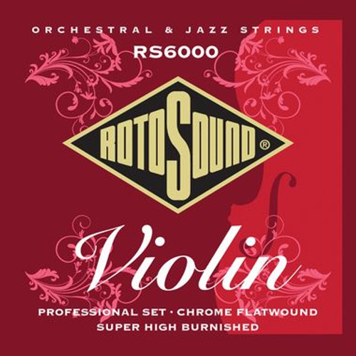 Rotosound Violin Strings