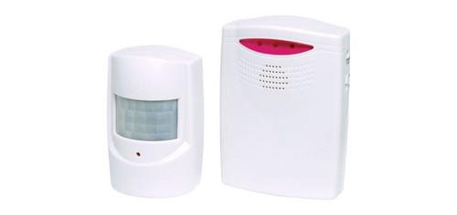 Wireless Pir Chime / Alert System