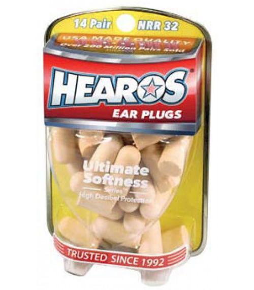 Ultimate Soft Foam Ear Plugs