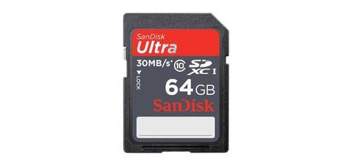 Ultra Sdxc Card 64Gb