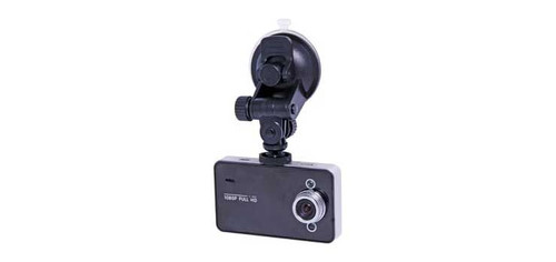 In-Vehicle Hd Camera And Dvr With Screen