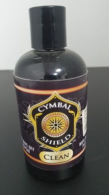 Cymbal Shield Cleaner