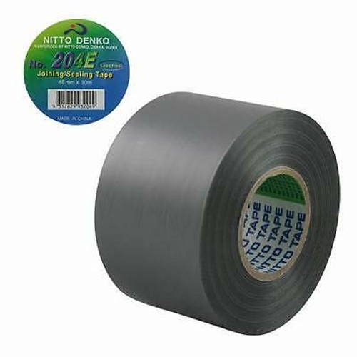 Duct Tape Grey Nitto 204E Roll Each