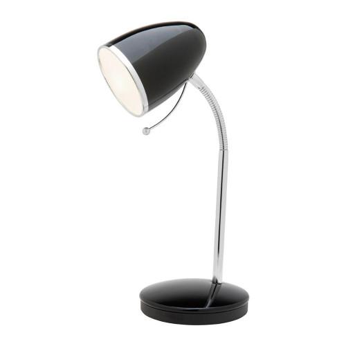 Mercator Sara Table Lamp Black -A13011Blk/Usb