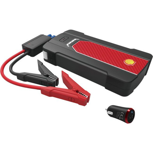 Sh990B Camelion Jump Starter & 2A Usb Charger Shell 12V Jump Starter Jump Starter & 2A Usb Charger