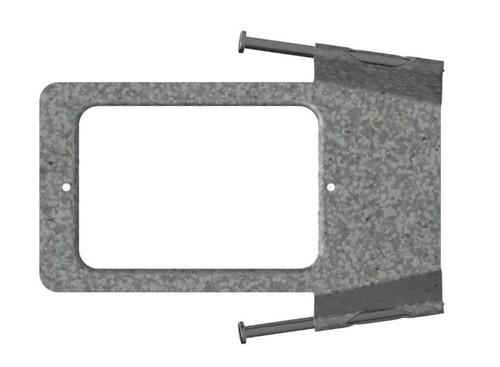 Stud Bracket Horizontal Pre-Nailed (Ea)