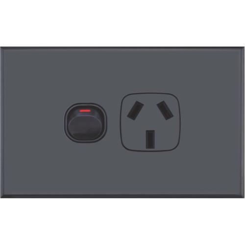 Dexton Single Powerpoint 10A Black
