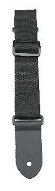 Black Perris 1.5 Ukulele Strap