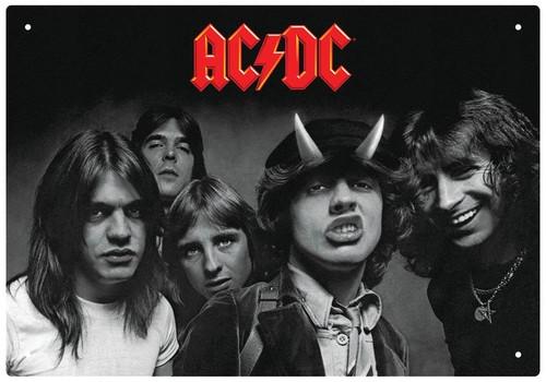 AC/DC Sign