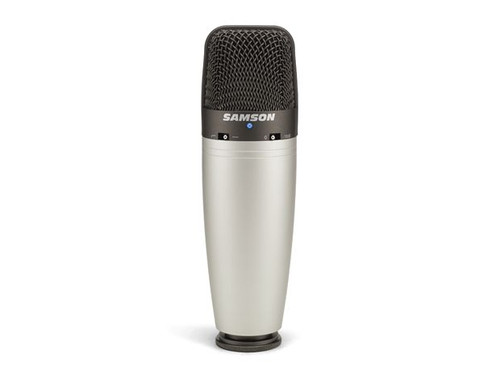 Condenser Mic Multi Pattern With Pad