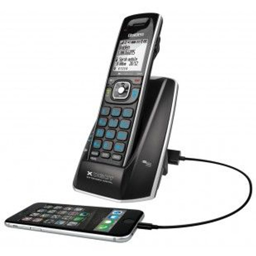Cordless Phone Black Xdect 8315
