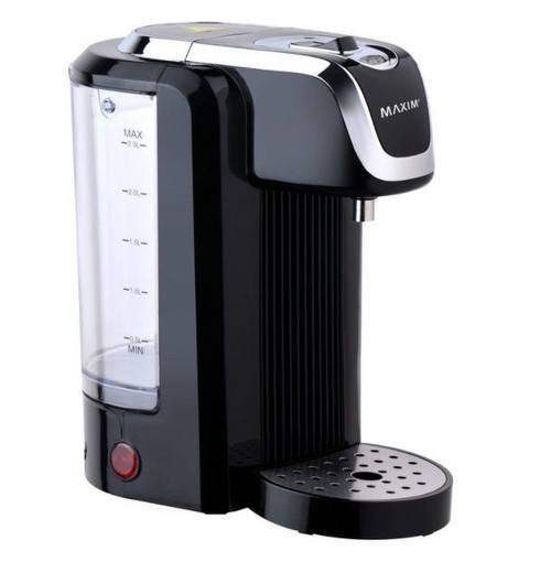 Maxim Kitchen Pro Hot Water Dispenser 2.5L Black
