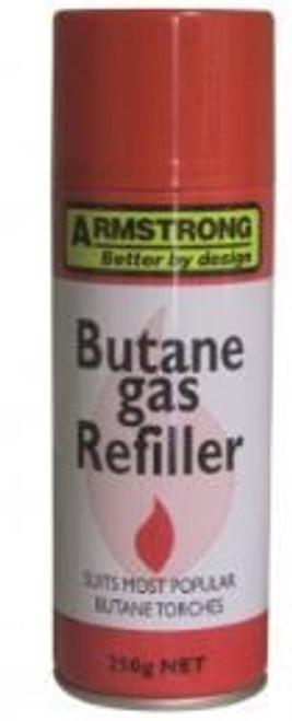 Butane Gas Refill 250G