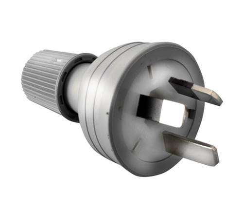 Ultracharge Rewireable Plug 10A 8Mm 240V
