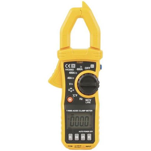 600A True Rms Ac/Dc Clamp Meter