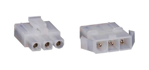 3 Way 14A Male And Female Inline Connector