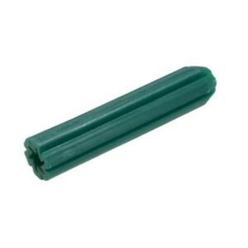Green Wall Plug 25Mm (Each)