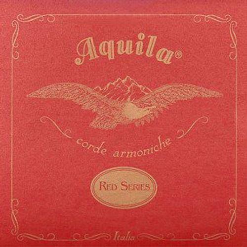 Aquila Red Series 6-String Tenor 3Rd(C) Unwound Single Ukulele String