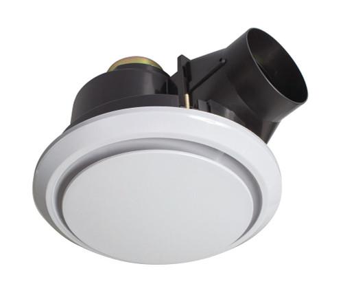 Talon Large Exhaust Fan White - Brilliant Lighting
