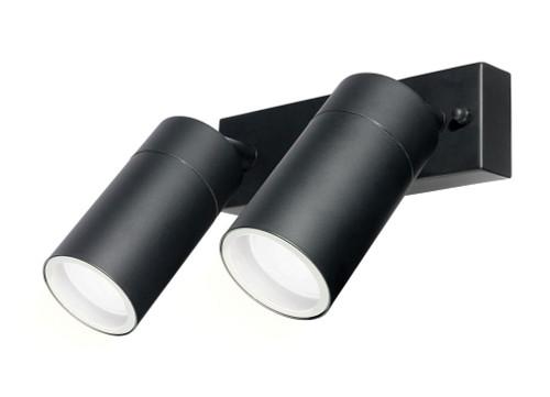 Denver-Ii 8W Led Twin Adjustable 240V Spotlight Black / Warm White