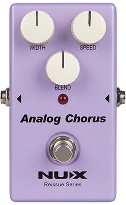 Nux Analog Chorus Pedal