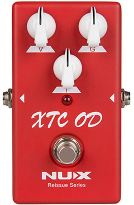 Nux Xtc Od Overdrive Pedal