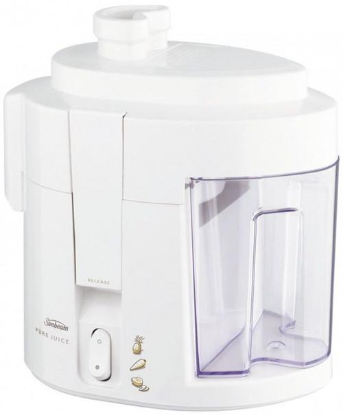 Sunbeam Pure Juice 400W Juice Extractor White Je4700