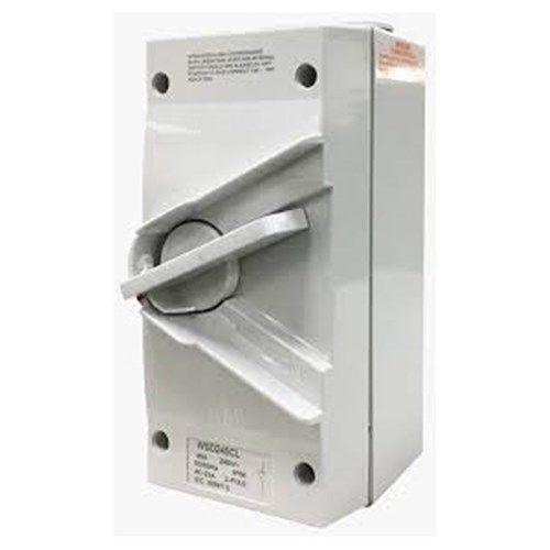 Isolator 20A 2P Ef 0