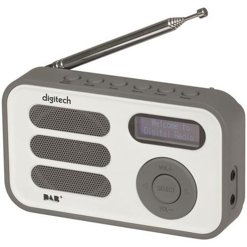 Portable Dab+ And Fm Radio